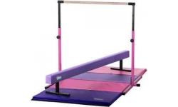 Drążki gimnastyczne i równoważnie