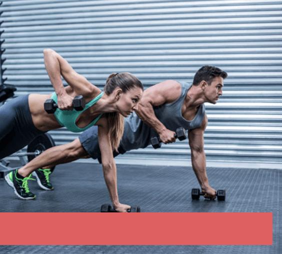 Produkty sportowe do intensywnego treningu